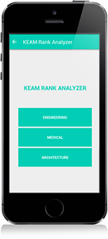 KEAM Rank Analyzer Softfruit Solutions